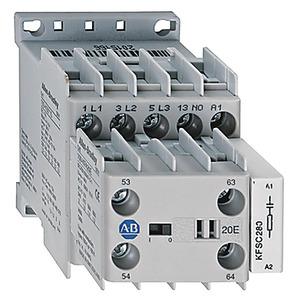 Allen-Bradley 100-KR09ZJ10 IEC 9 A MINIATURE CONTACTOR