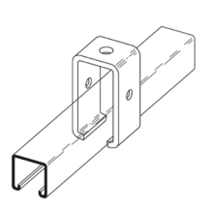Eaton B-Line B349ZN TROLLEY BEAM SUPPORT,