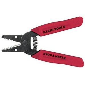 Klein 11046 Wire Stripper/Cutter, 16-26 AWG