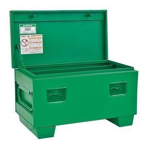 """Greenlee 1636 Steel Mobile Storage Chest -  HxWxD: 19"""" x 36"""" x 17"""""""