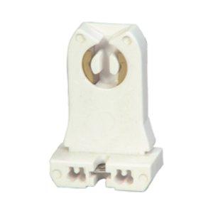 Eaton Wiring Devices 2510W-BOX Lampholder FL BiPin Short Slide/Screw WH