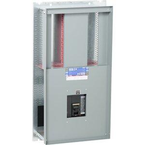 "Square D HCM18736MP Panel Board, Interior, 36 "" Space, 600A, 3P, Main Lug, Type HCM"