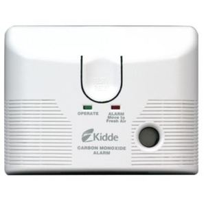 Kidde Fire 21006462 AC/DC - Plug-in w/ Battery Backup - Thef