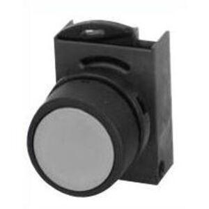 ABB P9XPNNG Push Button, Flush Black Head, 22.5mm, Operator Only, Plastic