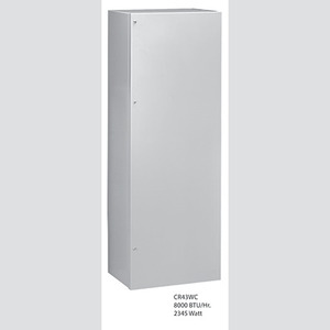 nVent Hoffman 330426GW016 Indoor Air Conditioner, Water-Cooled, 4000 BTU