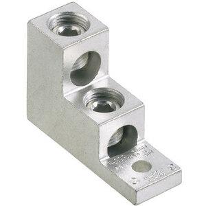 Panduit LAM2SA300-38-3 Aluminum Mechanical Lug, 1 Hole, Vertica