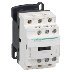 Square D CAD506BD SQD CAD506BD RELAY 600V 10AMP TESYS