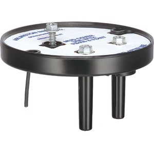 "Arlington FB4050 4-1/4"" Ceiling Fan/Fixture Box, .570"" Deep, Metallic"