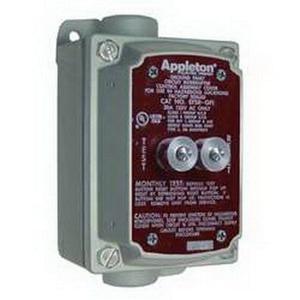 Appleton EFSC175GFI Gfi Cover And Box