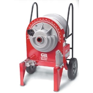 "Gardner Bender B2555RIG Powered Bender, 1/2""-2"" Rigid Shoe Set"