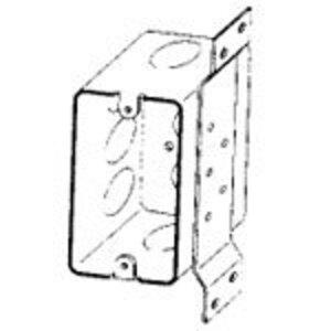 Bowers 106-FB-1/2 BOW 106-FB-1/2 4-1/8X2-3/16 BOX