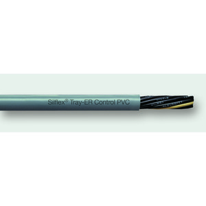 Lutze A3082018 Flexible Control & Tray Cable, 20/18, PVC, Unshielded