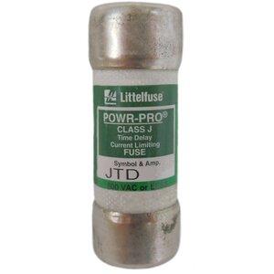 Littelfuse JTD006 Fuse, 6A, 600VAC, Class J Time Delay