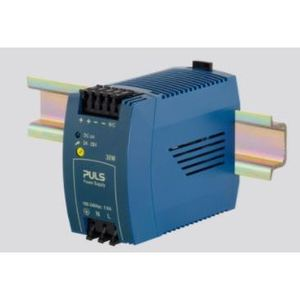 PULS ML30.100 Power Supply, 30W, 1.3A, 28VDC Output, 240VAC, 300VDC Input, IP20