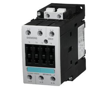 Siemens 3RT1036-1BB40 CONTACTOR S2 50A 24VDC 3P SCRW