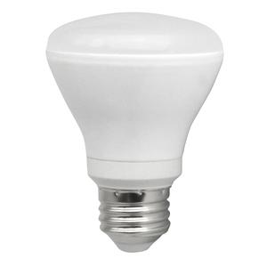 TCP LED8R20D27K LED Lamp, Dimmable, R20, 8W, 120V