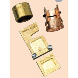 Mersen R212 Fuse Reducer, Rejection, Class H & K, 250 Volt AC, 200A