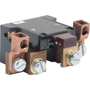 Square D 9065UO1 Relay, Overload, Melting Alloy, 1P, 86A, Size 3, Separate Mount