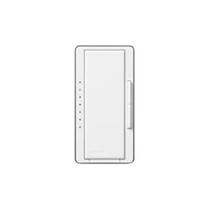 Lutron MAELV-600-WH Decora Dimmer, 600W, Digital Fade, Maestro, White