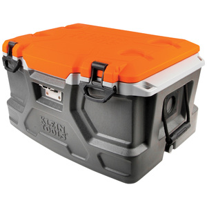 Klein 55650 Tradesman Pro Tough Box Cooler, 48-Quart
