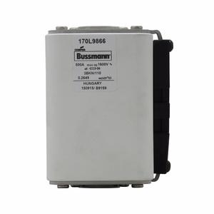 Eaton/Bussmann Series 170L9866 BUSS 170L9866 FUSE 500A 1600V 3BKN/