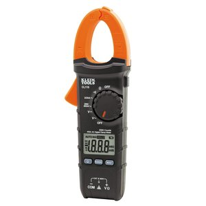 Klein CL110 DIGITAL CLAMP METER AC AUTO-RANGING 400A