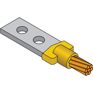 Erico Cadweld LAC2GCE CWLD LAC2GCE MOLD,CABLE TO