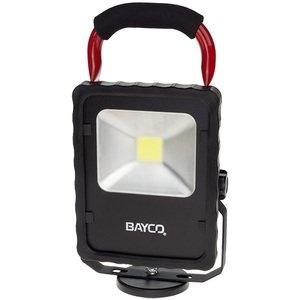 Bayco Products SL-1514 LED Single Fixture Work Light, Magnetic Base, 2200 Lumen