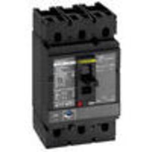 Square D JDL36200C MOLDED CASE CIRCUIT BREAKER 600V 200A