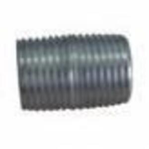 "Multiple GRC150XCL 1-1/2"" x 1-3/4"" Galvanized Conduit Nipple, Closed"