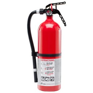 Kidde Fire 21006204P Fire Extinguisher, Red