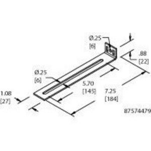 nVent Hoffman PDLFBRKT Mounting Bracket Kit