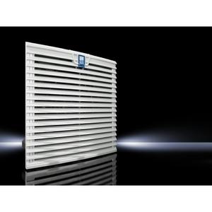 Rittal 3243110 TopTherm Filter Fan Unit, 115V