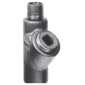 """Cooper Crouse-Hinds EYS36SA Sealing Fitting, 1"""", Aluminum"""