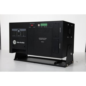 Allen-Bradley 1609-D600N Uninterruptible Power Supply, Deluxe, 600VA Output, 120VAC Input