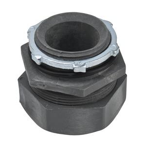 """Carlon LT43H Liquidtight Connector, 1-1/2"""", Straight, Non-Metallic"""
