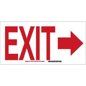 22455 DIRECTIONAL & EXIT SIGN
