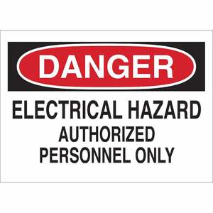 22091 PROTECTIVE WEAR SIGN