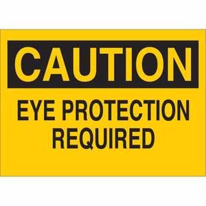 22400 EYE PROTECTION SIGN