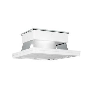 RAB MASI16-100N/D10-PA1 LED Canopy Fixture, 100W, 15455L, 4000K, 120-277V