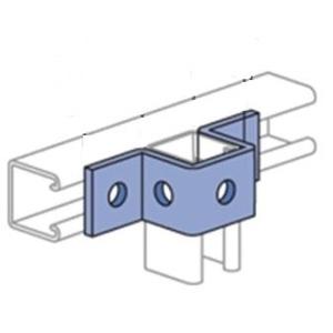 "Unistrut P1047-HG ""U"" Shape Fitting"
