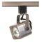 Satco TH314 Track Lighting Head, Square, 1-Light, 50 Watt, MR16, 120V