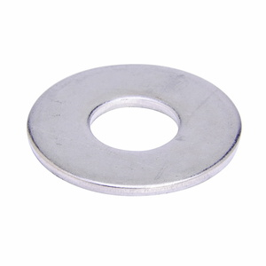 Eaton B-Line 1/4FWZN FLAT WASHER, 1/4-IN., ZINC PLATED