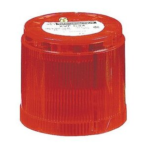 XVEC5B4 FLASHING LED LENS UNIT    RED  2