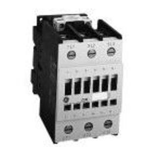 GE LAR02AJ Contactor, Reversing, 3P, 17.5A, 460VAC, 120VAC Coil, Open, 1NO