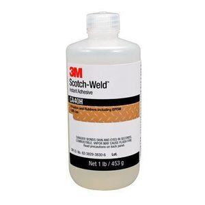 3M CA-40H-1OZ Scotch-Weld Instant Adhesive, 1 Oz. Bottle
