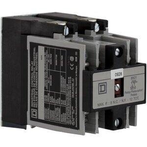 8501XO33V02 RELAY 600VAC 10AMP NEMA +OPT