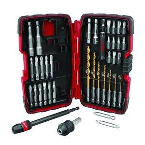Milwaukee 48-32-1500 38-Piece Quik-Lok Drill and Drive Kit