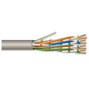 Superior Essex 54-246-3B Category 6 Cable, CMP, 23 AWG, 4 Pair, Gray