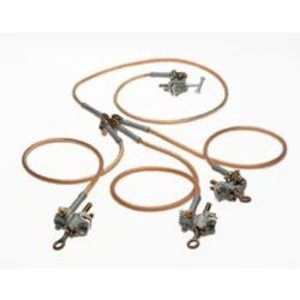 Hubbell - Power Systems T6002375 3-P GROUND SET